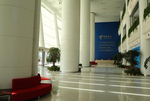 中国电信北京研究院大堂