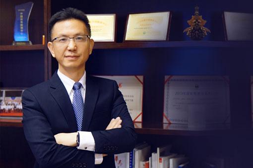 平安科技首席运营官胡玮