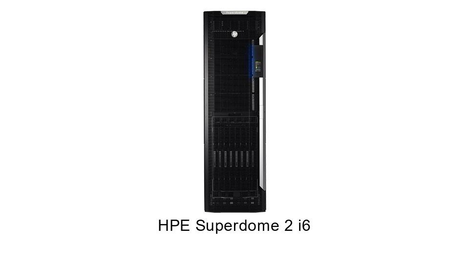HPE Superdome 2 i6