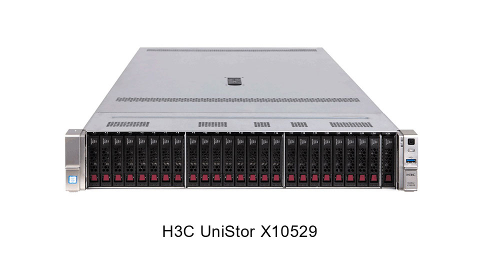 H3C UniStor X10529