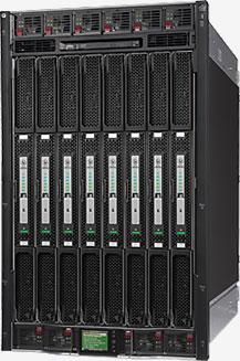 HP Integrity Superdome X 服务器