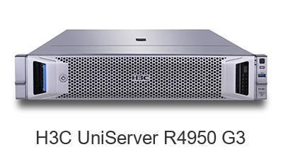 H3C UniServer R4950 G3