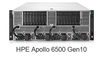 HPE Apollo 6500 Gen10