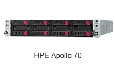 HPE Apollo 70