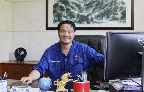 湖南华菱线缆股份有限公司总经理丁伟平
