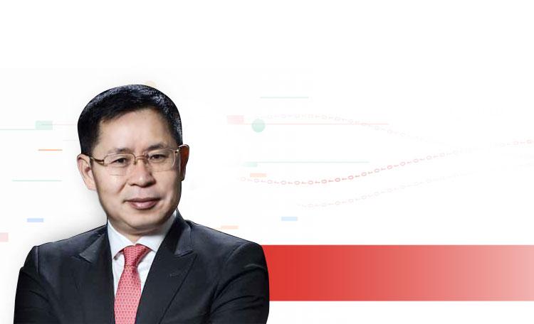 用友云改变企业智能运营 王文京 用友网络董事长兼首席执行官