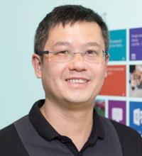 首席软件工程经理 Edwin Cheung