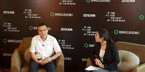三一集团物联网公司首席市场运营官 王晓峰