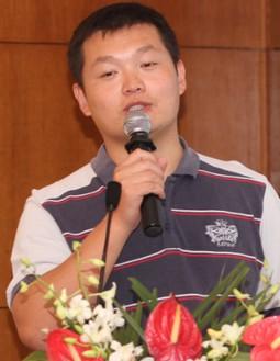 青岛中集冷藏箱制造有限公司信息中心主任耿峰