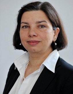 德国联邦外贸与投资署高级经理Asha-Maria Sharma