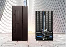 IBM TS4500 Tape Library 下一代云存储空间解决方案
