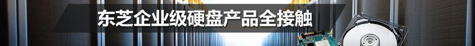 为企业数据报价护航 东芝企业级硬盘产品全接触