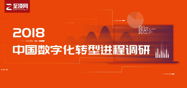 2018中国数字化转型调研